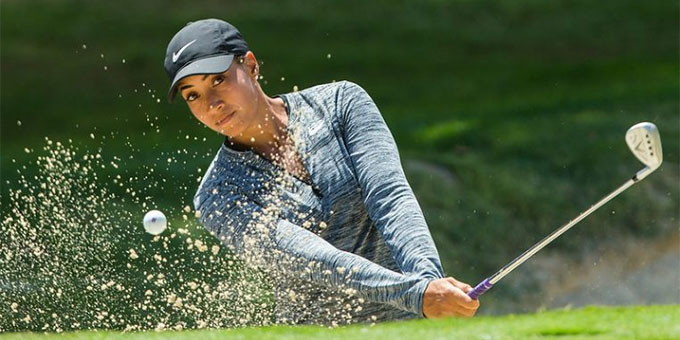 Cheyenne Woods parmi les stars du Magical Kenya Ladies Open de fin de saison