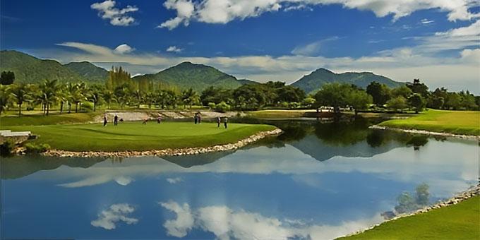 La Thaïlande, une destination golfique par excellence