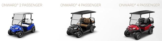 Club Car lance la Onward Passenger