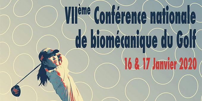 7e Conférence de Biomécanique du Golf : les inscriptions sont ouvertes