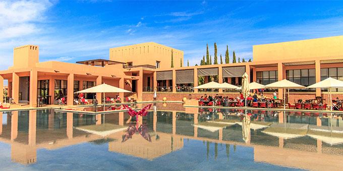 Marrakech, le golf en capitale - Al Maaden