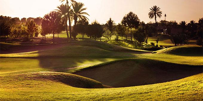 Marrakech, le golf en capitale_Almekis