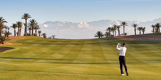 Marrakech, le golf en capitale_Assoufid