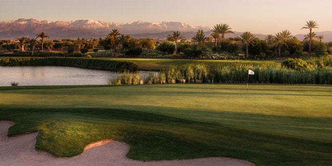 Marrakech, le golf en capitale_Fairmont Royal Palm
