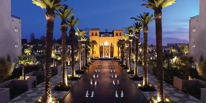 Four Seasons de Marrakech