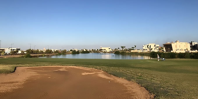 Tony Jacklin Golf Course