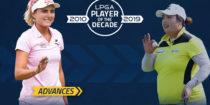 LPGA : le point sur les votes pour la joueuse de la décennie