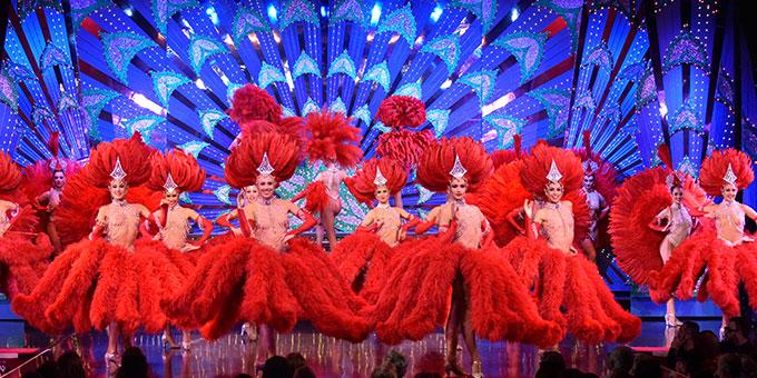 Le Moulin Rouge fête ses 130 ans