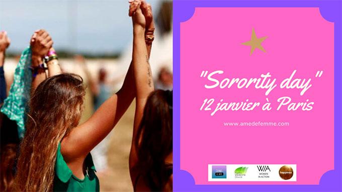 Le Sorority Day, une journée initiatique pour harmoniser le féminin sur les 7 chakras