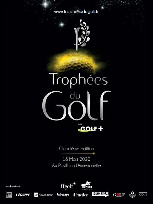 Julien Benneteau, Président du jury de la 5e édition des Trophées du Golf