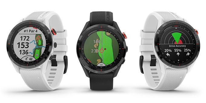 Garmin présente la montre de golf premium Approach S62