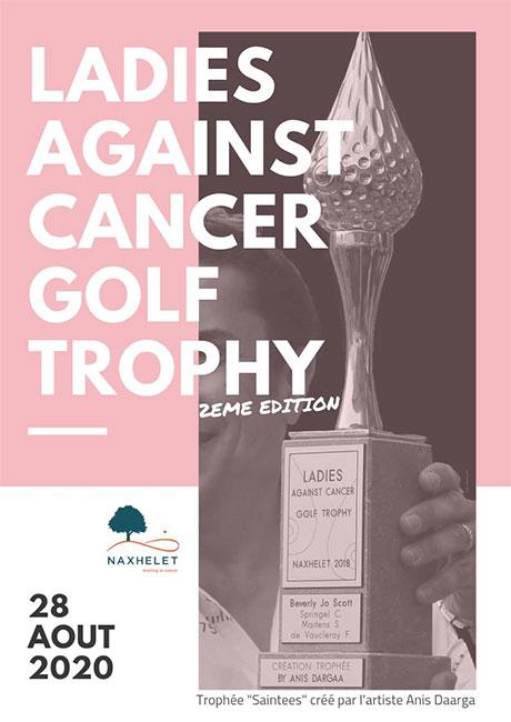 Ladies Against Cancer Golf Trophy, 2ème édition