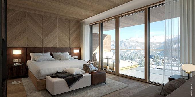 Luxe, calme et volupté dans les montagnes suisses