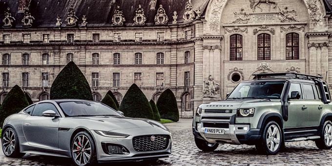Jaguar Land Rover annonce la suspension temporaire de la production dans ses usines britanniques