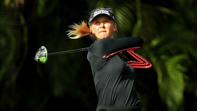 LPGA : Jessica Korda en tête, Céline boutier dans le par