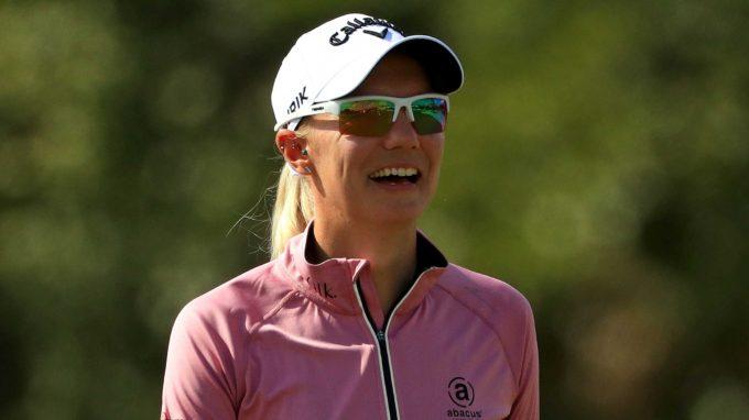 Gainbridge LPGA, un joli 62 pour Madelene Sagstrom,