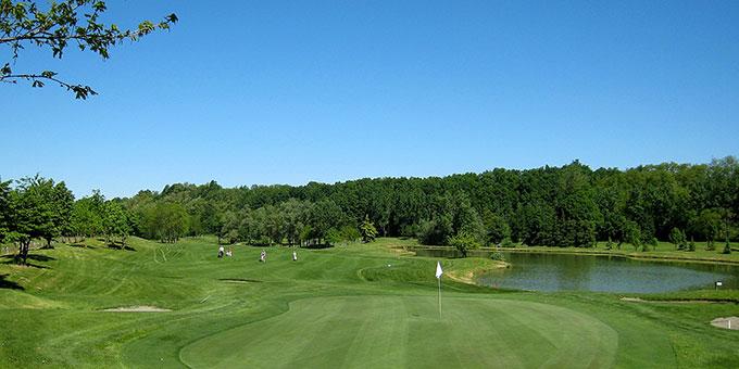 Golf Colline del Gavi (Piémont)