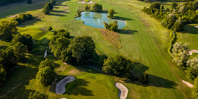 Golf Frassanelle (Vénétie)