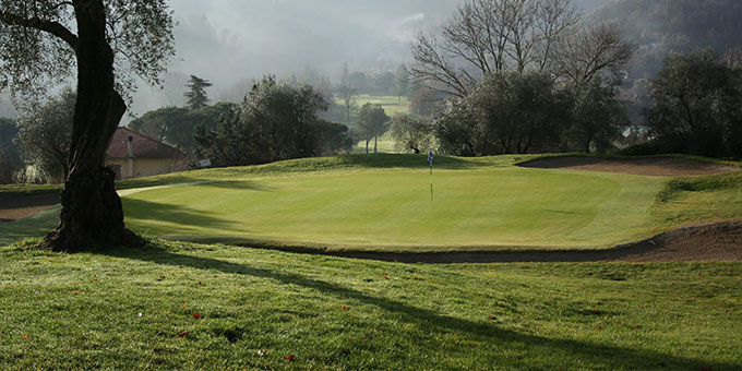 Golf Garlenda (Ligurie)