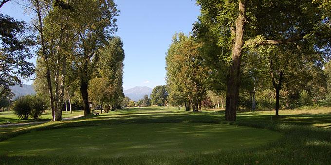 Circolo Golf Torino-La Mandria (Piémont)