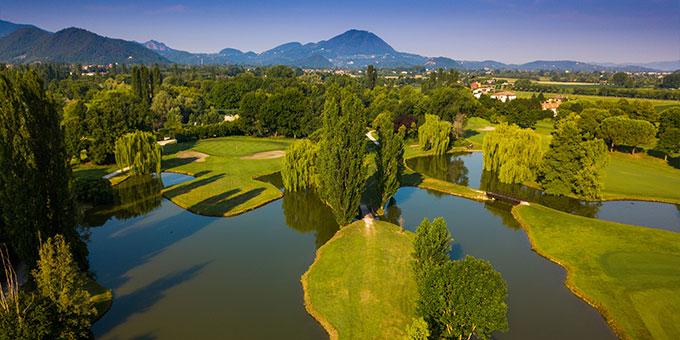 Golf della Montecchia (Vénétie)
