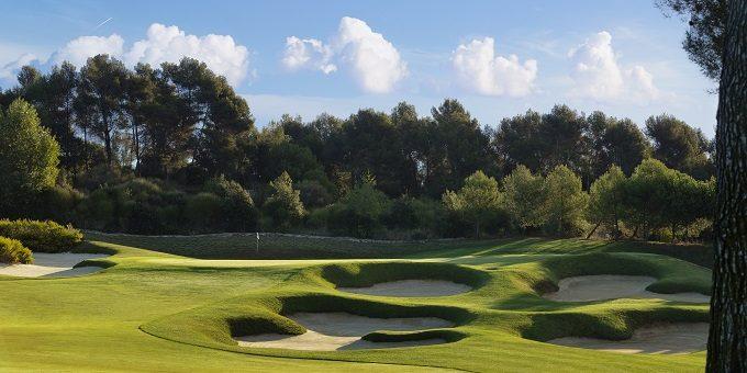Golfistador's-Golf-Cup - El Prat trou n°10