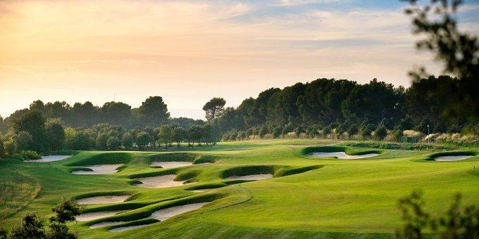 El Prat trou n°12 - Golfystador's Cup