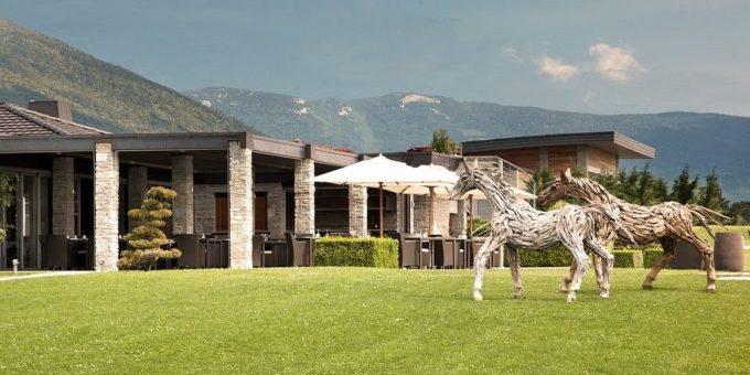 Jiva Hill Golf Resort et Spa, vue extérieur - Ferney Voltaire Ain