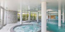 Corallines piscine intérieure