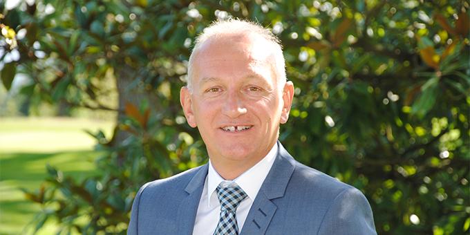 Denis Fabre - Président de l'ADGF et directeur du golf de Saint-Cloud