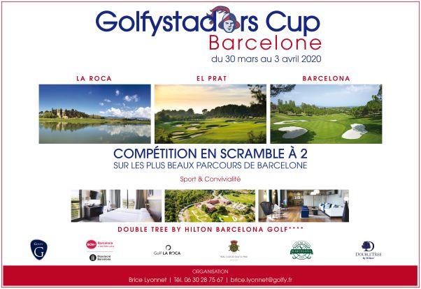 la Golfystador's Cup 2020, à Barcelone