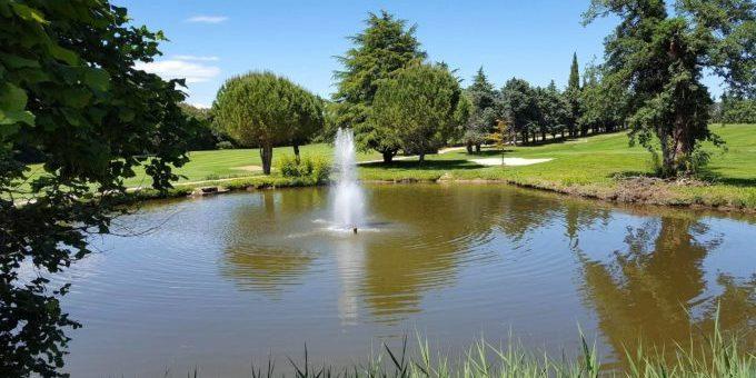 Le golf de Nîmes Campagne,