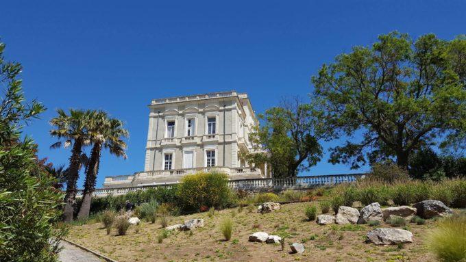 le club house de Nîmes Campagne