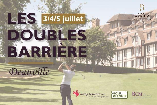 Les Doubles Barrière Deauville 2020