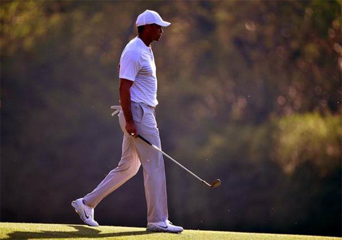 """""""18, les légendes du golf"""", une exposition virtuelle dédiée à Tiger Woods"""