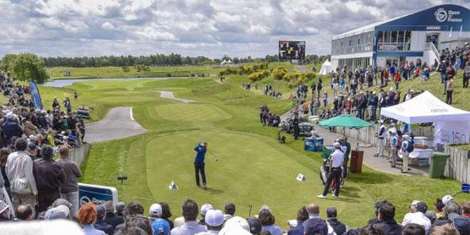 L'Open de France prévu du 6 au 9 mai 2021 est reporté