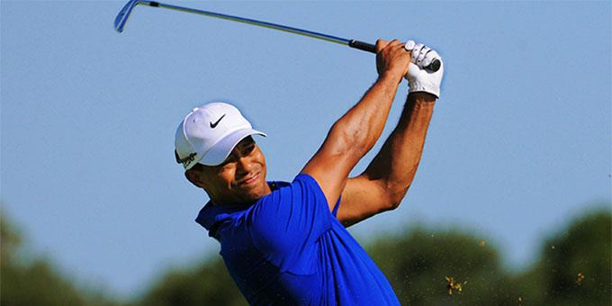 Redécouvrez Tiger Woods à travers une exposition virtuelle inédite