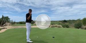 VLOG Golf Cabo Del Sol, Mexico. Cours de golf avec Renaud Poupard