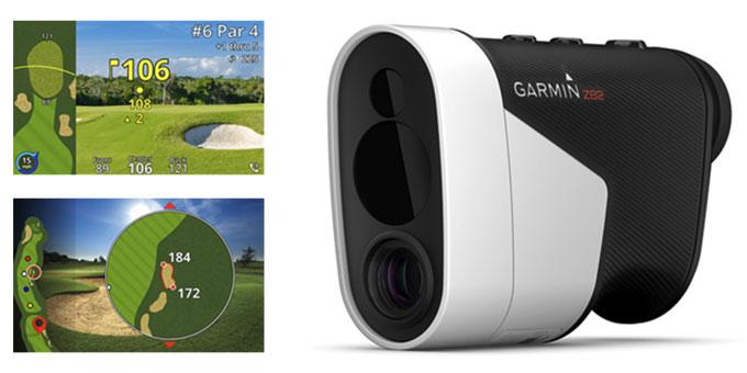 Garmin présente l'Approach Z82 : le télémètre GPS laser haute précision