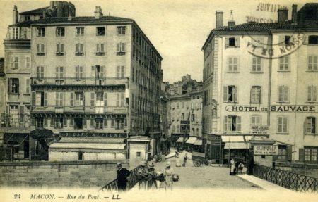 l'hôtel Sauvage