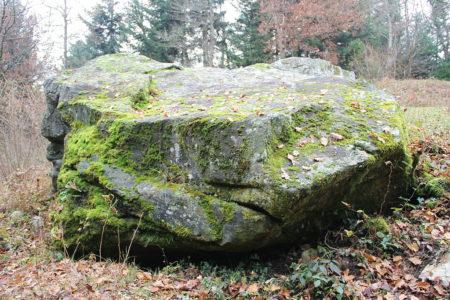 la pierre du Paray