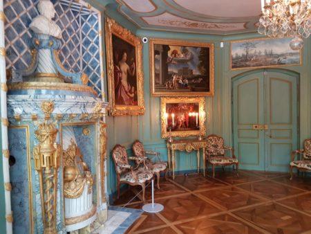Le château de Voltaire à Fernay