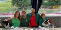 Le-diner-des-champions-style-quarantaine-de-Tiger-Woods