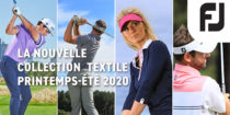 FootJoy : la nouvelle collection textile printemps-été 2020