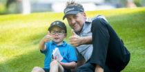 Ian Poulter à l'honneur dans l'expo Tiger Woods, 18, les légendes du Golf