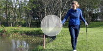 Learn With A Champion : Obstacle d'eau latéral avec Marion Ricodeau