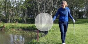 Learn With A Champion : Obstacle d'eau latéral avec Marion Ricodeau