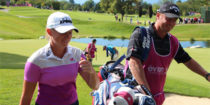 Stacy Lewis et Celine Boutier au Stacked Texas Women's Open