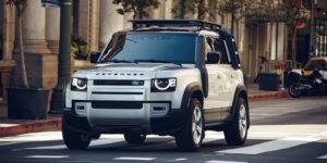 Le nouveau Land Rover Defender 110 arrive dans les concessions