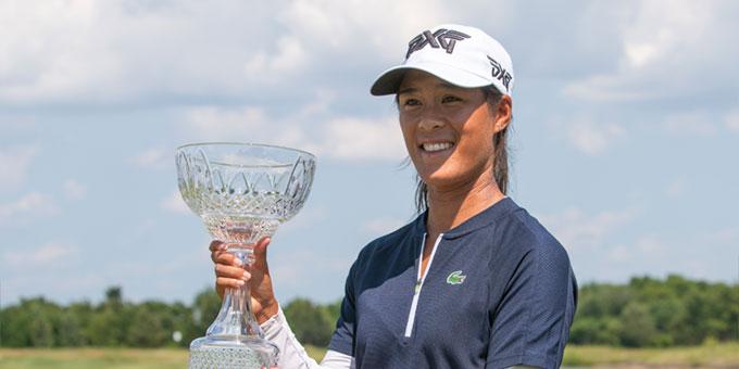 Céline Boutier remporte le Texas Women's Open